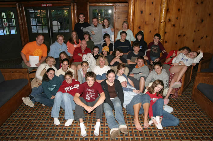 Entheos Fall Retreat Group Pictures